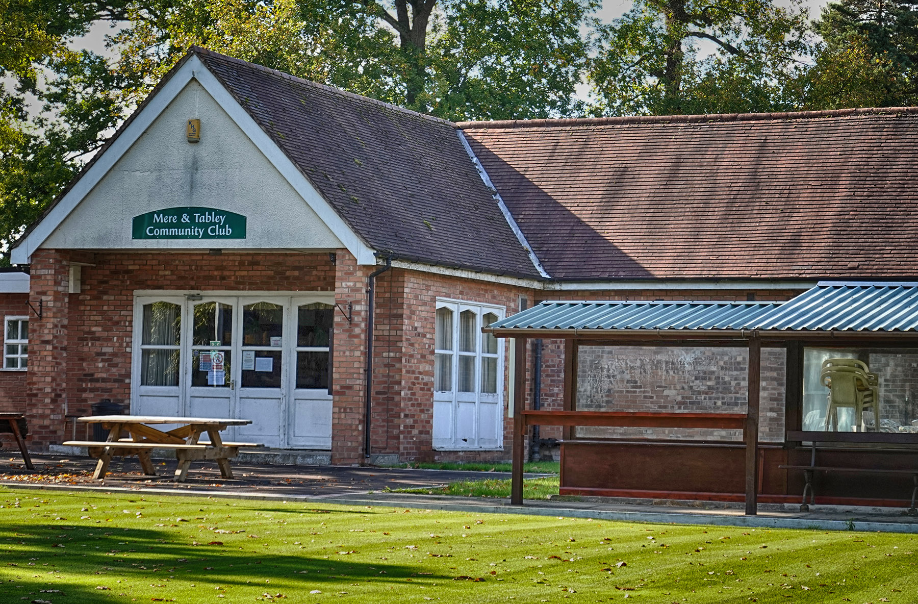 Mere & Tabley Community Club